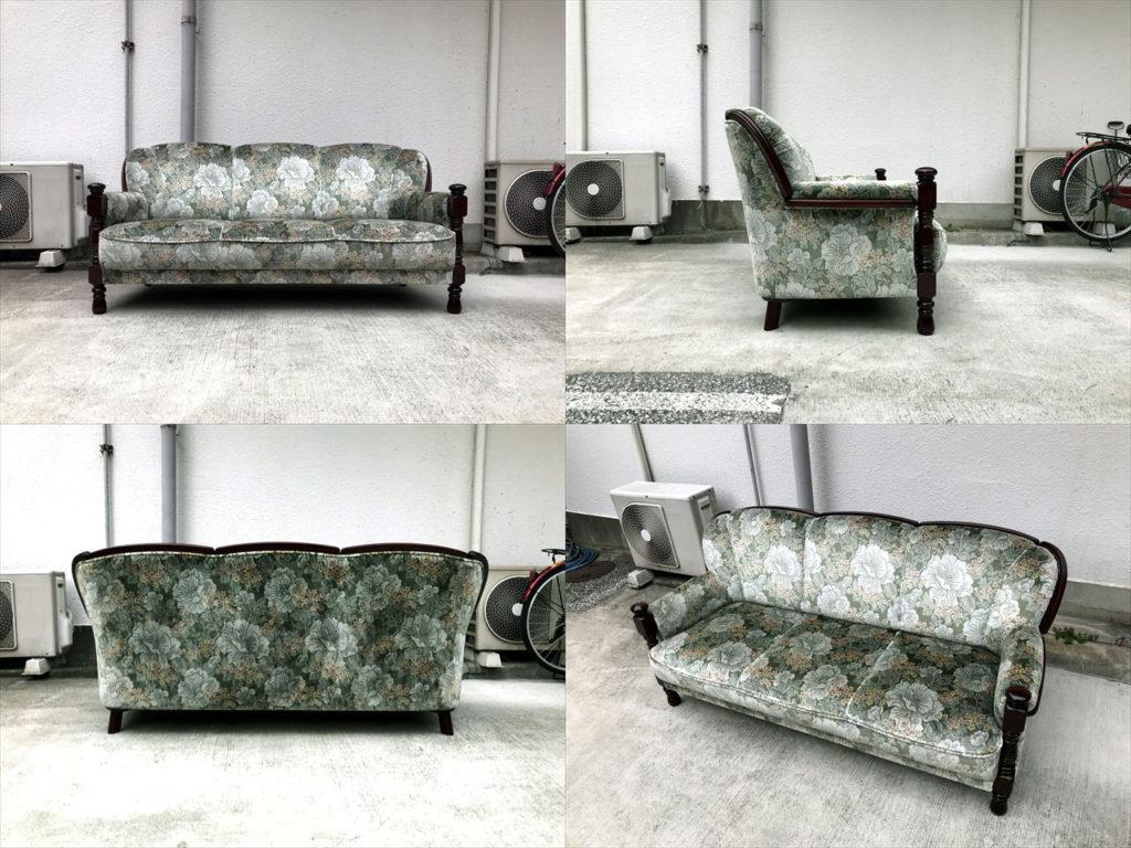 金華山織長椅子詳細画像4