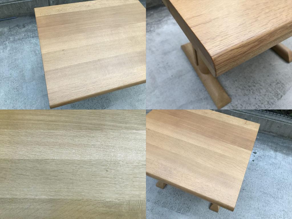 円空ダイニングテーブル詳細画像3