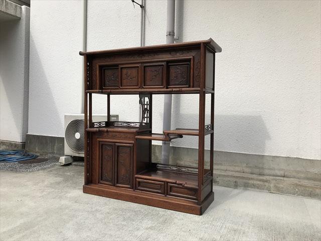 ヴィンテージ茶棚