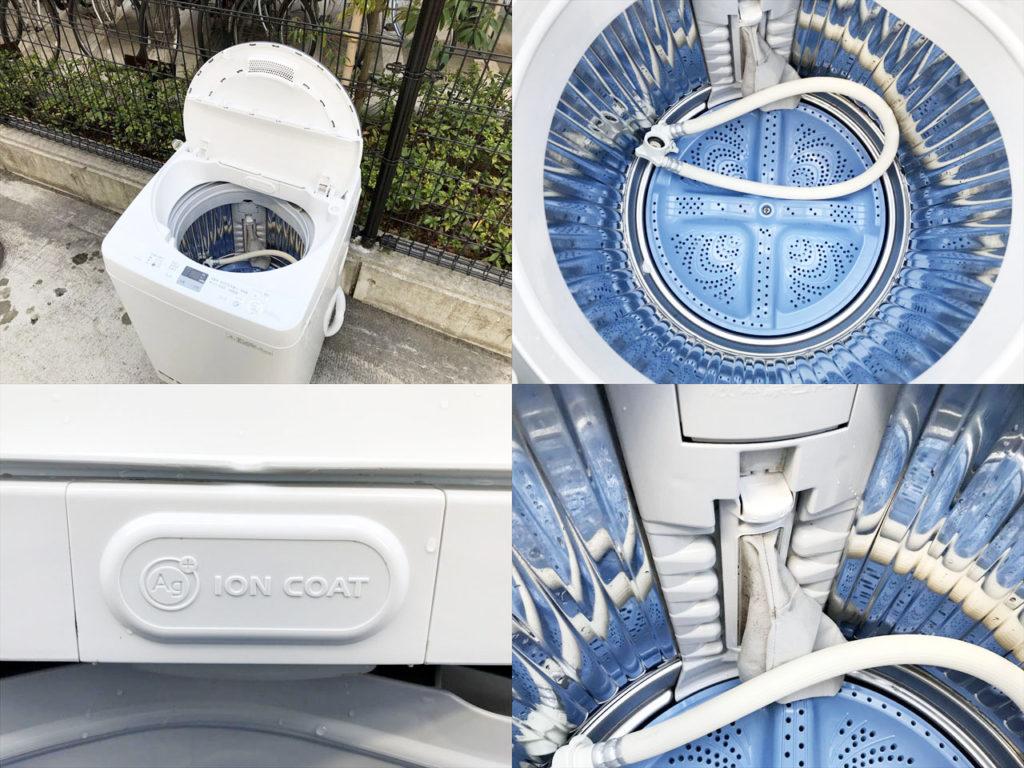 洗濯機詳細画像3