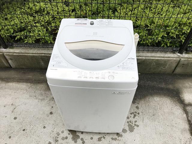 東芝洗濯機詳細画像1