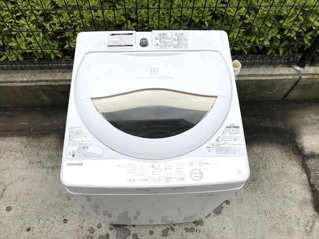 東芝洗濯機詳細画像2