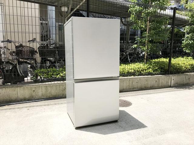 アクア2ドア冷蔵庫