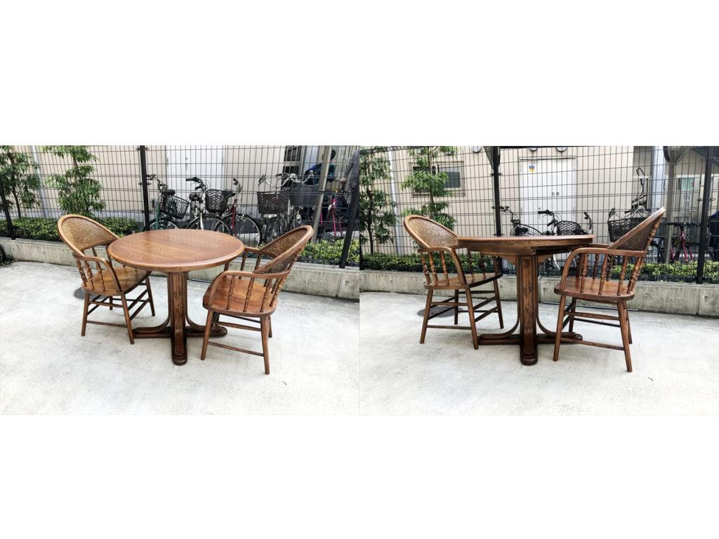 ダイニングテーブル詳細画像3