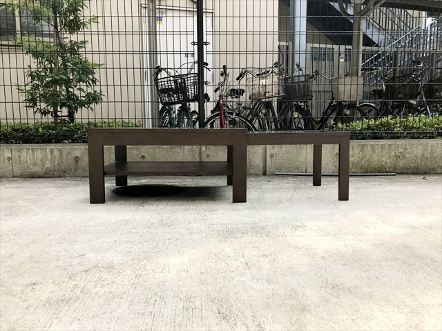 ケユカエクステンドテーブル