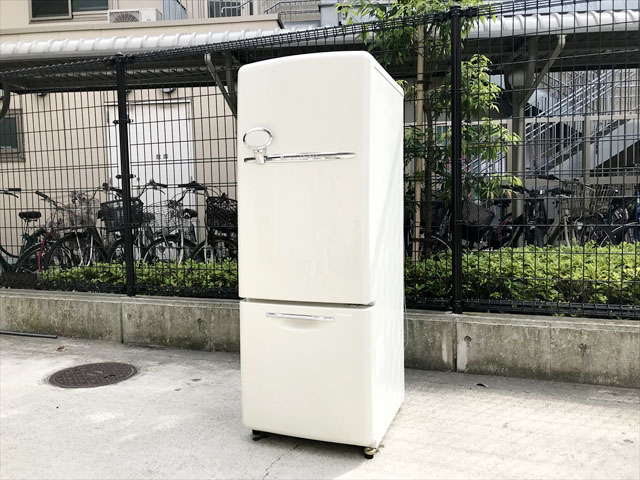 ウィルフリッジ冷蔵庫