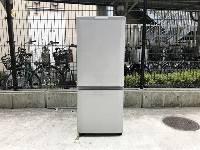 2015年製2ドア冷蔵庫