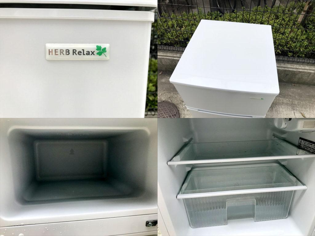 2ドア冷蔵庫詳細画像2