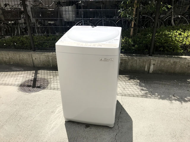 東芝縦型洗濯機