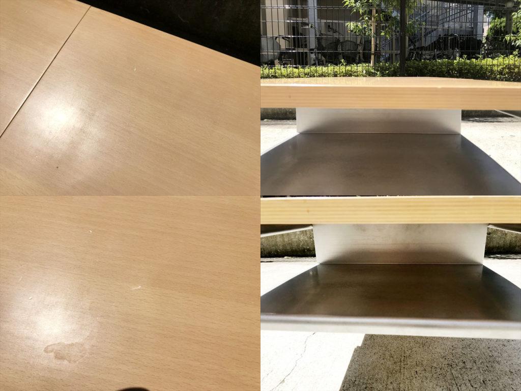 リビングテーブル詳細画像1