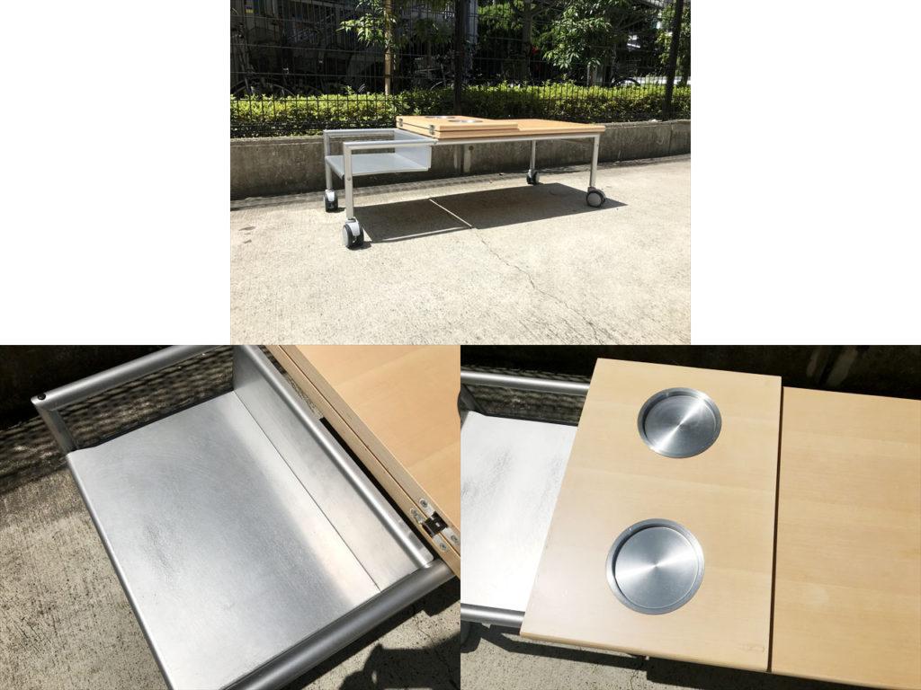 リビングテーブル詳細画像5