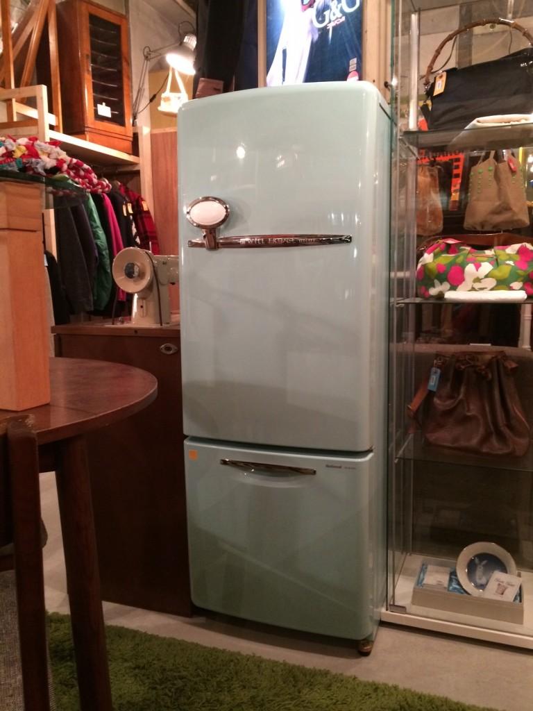ウィル冷蔵庫の画像