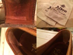 オールデン靴3