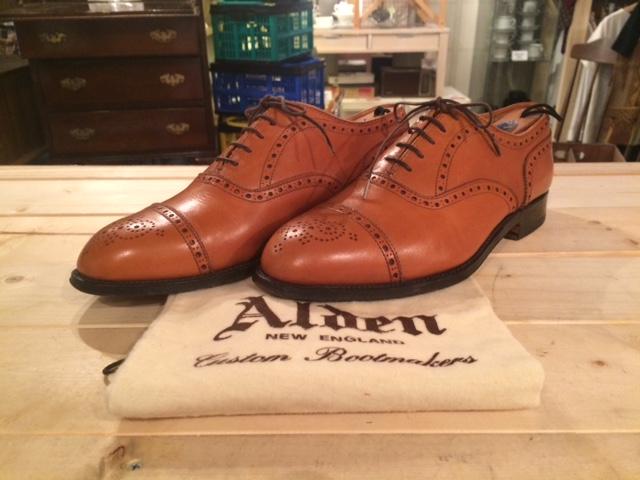 オールデン靴