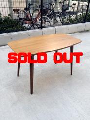 カリモクスタイルなローテーブル