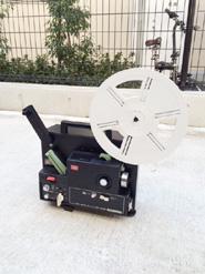 ELMO8ミリ映写機