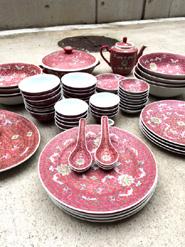 中国食器の景徳鎮セット