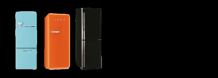 デザイン性の高いお洒落な冷蔵庫は製造年数関係なく引き取ります!