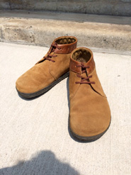 footprintsのレディースシューズ