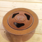 南部鉄器の灰皿