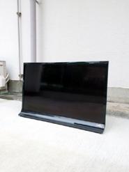 シャープの40インチ液晶テレビ