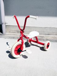 デンマークのウィンザー社ペリカン三輪車