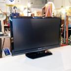 シャープの22型液晶テレビ