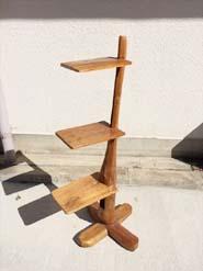 アジアンの流木サイドテーブル
