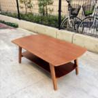 レトロデザインなローテーブル
