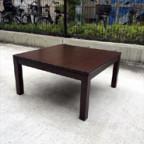 無印良品のこたつテーブル