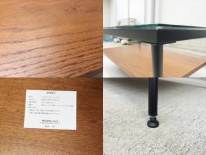 フランフランのメリオルコーヒーテーブル詳細画像4