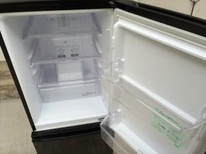 三菱の2ドア冷蔵庫詳細画像6