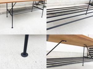 フランフランのコーヒーテーブル詳細画像1