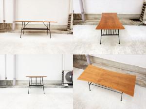 フランフランのコーヒーテーブル詳細画像5