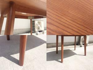 フランフランのパルセイロダイニングテーブル詳細画像2
