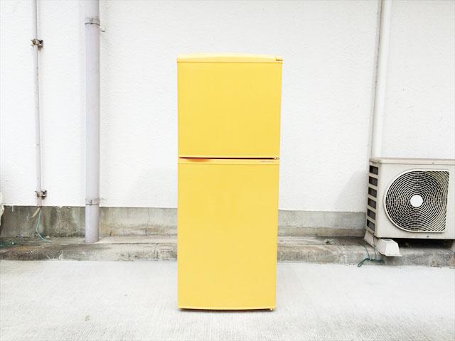 アクアの2ドア冷蔵庫