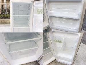 シャープの228L冷蔵庫詳細画像1