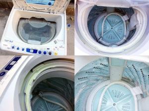 パナソニック中古縦型洗濯機詳細画像3