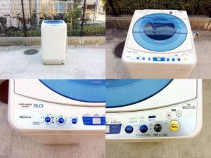パナソニック中古縦型洗濯機詳細画像1