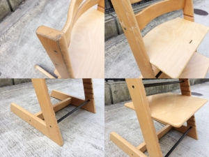 ストッケストッケの子供椅子詳細画像3
