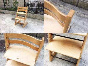 ストッケストッケの子供椅子詳細画像2