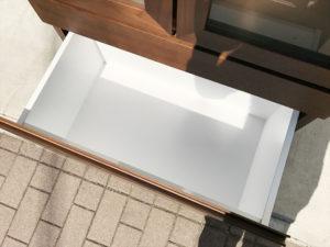 ベルメゾン食器棚詳細画像3