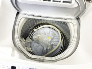 シャープの洗濯乾燥機詳細画像3