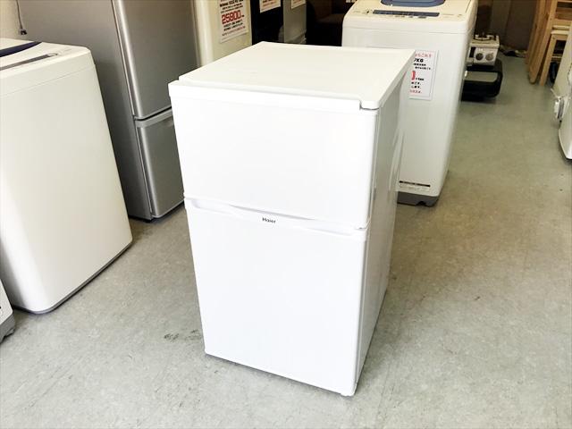 ハイアールの91L冷蔵庫詳細画像1