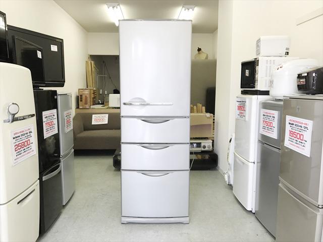 サンヨー4ドア冷蔵庫