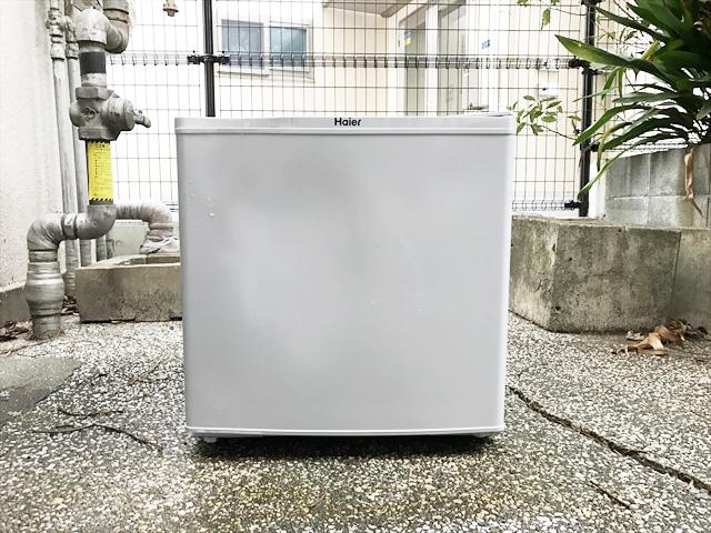 ハイアール1ドア冷蔵庫