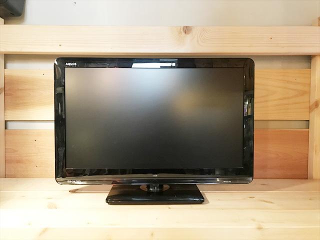 シャープアクオステレビ