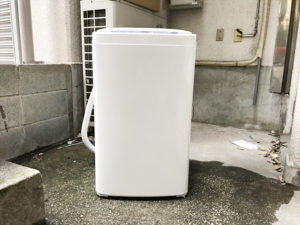 ハイアール洗濯機詳細画像1