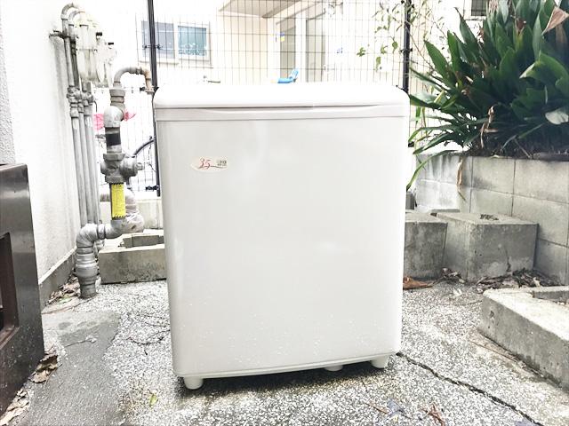 日立の二層式洗濯機