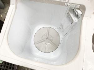 日立の二層式洗濯機詳細画像8